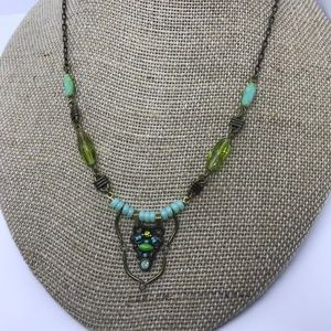 Ann Egan Rustic Bead Necklace
